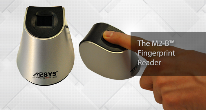 M2-B™ Fingerprint Reader